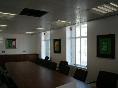 Mayfair offices of PFM Group